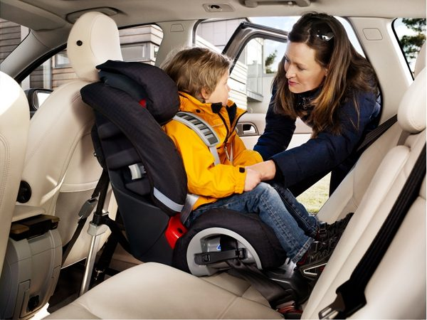 4 Steps 4 Kids 4 Car Seat Safety : Family Help Center